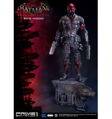 Prime 1 Studio MMDC-09 Batman: Arkham Knight - Red Hood Statue