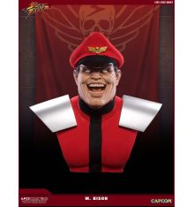 PCS Street Fighter - M.Bison Life-Size Bust