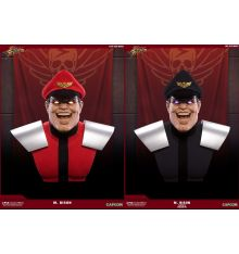 PCS Street Fighter - M.Bison Life-Size Bust - PCS 'Player 2' Exclusive