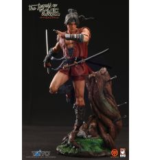 HMO Collectibles The Legend of Kage 1/6th Scale Statue