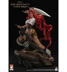 HMO Collectibles Heavenly Sword - Nariko 1/4th Scale Statue