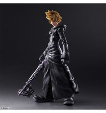 Square Enix Kingdom Hearts II Play Arts Kai - Roxas (Organization XIII ver.)
