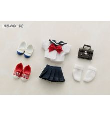 Kotobukiya Cu-poche: Extra - School Set (Sailor Uniform) - FIGURE NOT INCLUDED