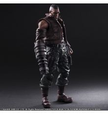Square Enix Final Fantasy VII Remake Play Arts Kai - Barret Wallace