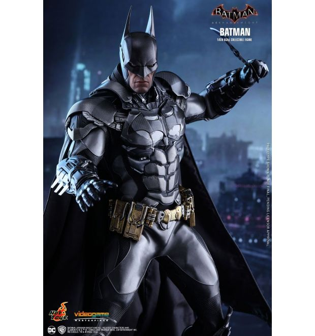 Hot Toys VGM26 Batman Arkham Knight 1 6th Scale Collectible Figure