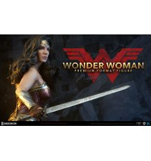 Sideshow Collectibles BvS: DOJ Wonder Woman Premium Format Figure
