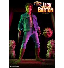 Sideshow Collectibles Big Trouble in Little China - Jack Burton Sixth Scale Figure
