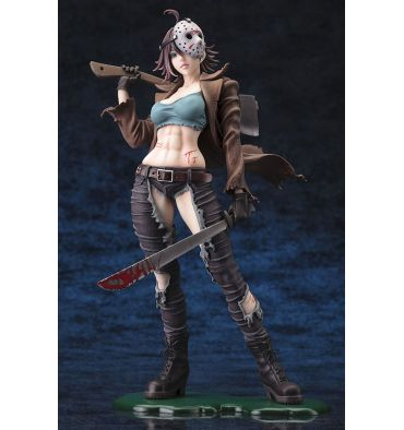 Kotobukiya Freddy vs. Jason - Jason Voorhees 2nd Edition Bishoujo Statue