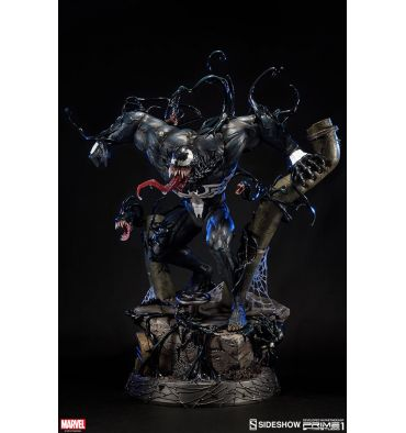 Sideshow Collectibles Venom: Dark Origin Statue
