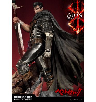 Prime 1 Studio UPMBR-01 Berserk - Guts, The Black Swordsman Statue