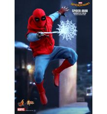 Hot Toys MMS414 Spider-Man: Homecoming - Spider-Man (Homemade Suit Version) 1/6th Scale Collectible Figure