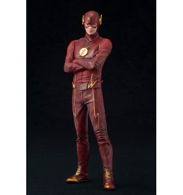 The Flash (TV Series) - The Flash ARTFX+ Statue
