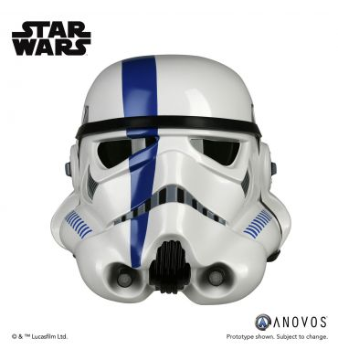Anovos Rogue One: A Star Wars Story - Stormtrooper Commander Helmet Accessory