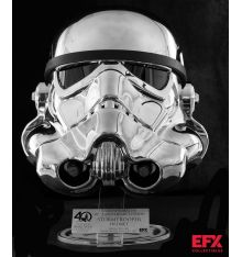 EFX Collectibles Star Wars: A New Hope 40th Anniversary Commemorative Stormtrooper Helmet