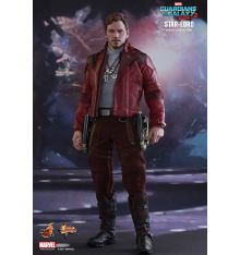 Hot Toys MMS420 GOTG2 Star-Lord 1/6th Scale Collectible Figure