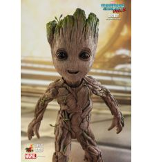 Hot Toys LMS004 Guardians of the Galaxy Vol. 2 - Groot Life-Size Collectible Figure