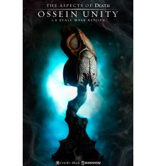 """Sideshow Collectibles The Aspects of Death """"Ossein Unity"""" Mask Quarter Scale Replica"""