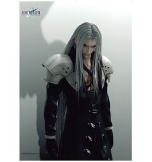 Square Enix Final Fantasy VII: Advent Children Wall Scroll Poster - Sephiroth
