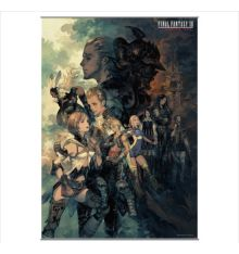 Square Enix Final Fantasy XII: The Zodiac Age Wall Scroll Poster