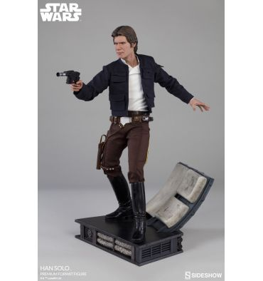 Sideshow Collectibles Star Wars: The Empire Strikes Back - Han Solo Premium Format Figure