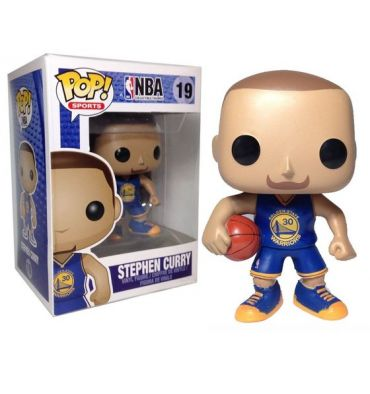 Funko Pop Sports 19 Nba Stephen Curry Simply Toys