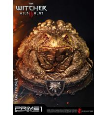 Prime 1 Studio PMW3-05GL The Witcher 3: Hearts of Stone - Toad Prince of Oxenfurt Gold version