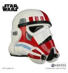 Anovos Star Wars: A New Hope - Imperial Shock Trooper Helmet Accessory