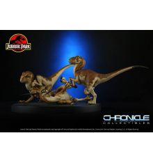 Chronicle Collectibles - Jurassic Park - Crash McCreery's Baby Raptors