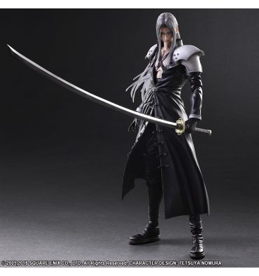 Square Enix Final Fantasy VII: Advent Children Play Arts Kai - Sephiroth (Reproduction)