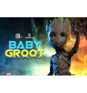 Sideshow Collectibles Baby Groot Maquette