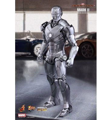 Hot Toys MMS431D20 IRON MAN MARK II 1/6TH SCALE COLLECTIBLE FIGURE