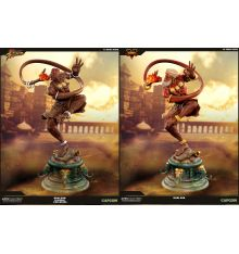 PCS Street Fighter V - Dhalsim 1:4 Ultra Statue Retail version +  'Classic' Exclusive version