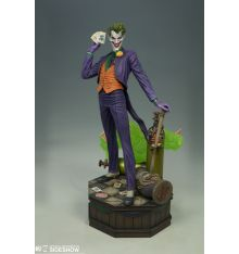 Sideshow Collecibles Super Powers Collection - The Joker Maquette by Tweeterhead