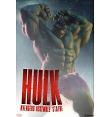 Sideshow Collectibles Avengers Assemble Statue Collection - Hulk