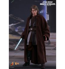 Hot Toys MMS437 Star Wars: Episode III - Revenge of the Sith Anakin Skywalker 1/6th Scale Collectible Figure