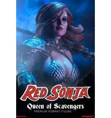 Sideshow Collectibles Red Sonja - Queen of Scavengers Premium Format Figure