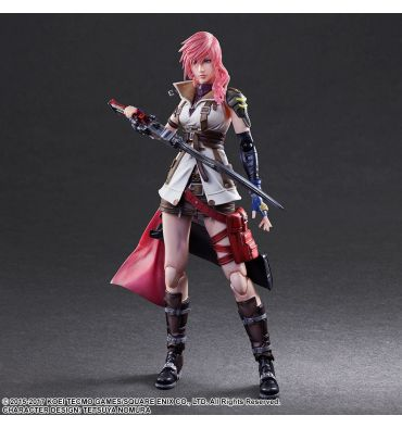 Square Enix Dissidia Final Fantasy Play Arts Kai - Lightning