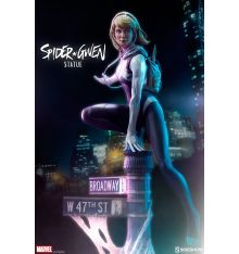 Sideshow Collectibles Mark Brooks Artist Series - Spider-Gwen Statue