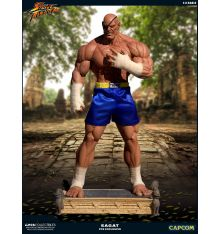 Pop Culture Shock Street Fighter - Sagat 1:3 Statue PCS Exclusive