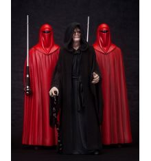 Kotobukiya Star Wars - Emperor Palpatine with Royal Guards ARTFX+ Statue