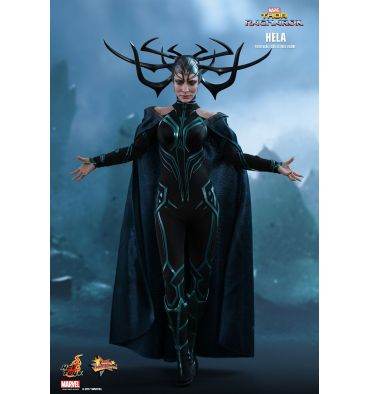 Hot Toys MMS449 Thor: Ragnarok - Hela 1/6th Scale Collectible Figure