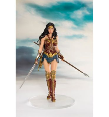Kotobukiya Justice League - Wonder Woman ARTFX+ Statue