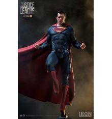 Iron Studios Justice League 1:10 Art Scale Statue - Superman
