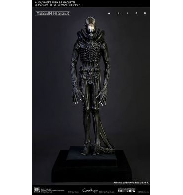 Sideshow Collectibles Giger's Alien Maquette by CoolProps
