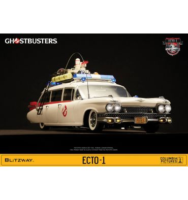Blitzway Ghostbuster Ecto-1 1/6th Scale Vehicle