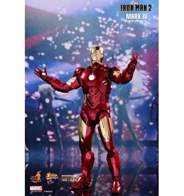 Hot Toys MMS461D21 IRON MAN 2 MARK IV 1/6TH SCALE COLLECTIBLE FIGURE
