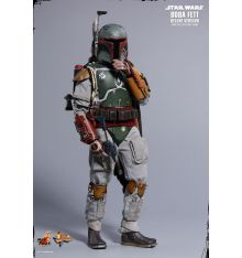 HOT TOYS MMS464 STAR WARS: EPISODE V THE EMPIRE STRIKES BACK BOBA FETT (DELUXE VERSION) 1/6TH SCALE COLLECTIBLE FIGURE