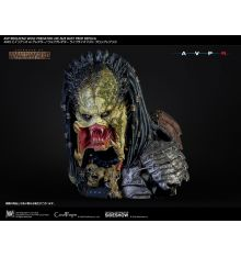 Sideshow Collectibles AVP: Requiem - Wolf Predator Life-Size Bust by CoolProps
