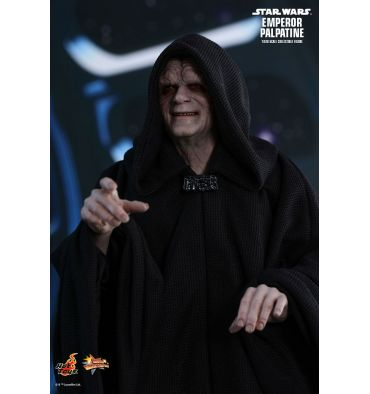 HOT TOYS MMS467 STAR WARS: EPISODE VI RETURN OF THE JEDI EMPEROR PALPATINE 1/6TH SCALE COLLECTIBLE FIGURE