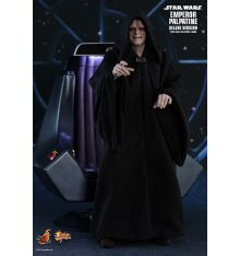 HOT TOYS MMS468 STAR WARS: EPISODE VI RETURN OF THE JEDI EMPEROR PALPATINE (DELUXE VERSION) 1/6TH SCALE COLLECTIBLE FIGURE